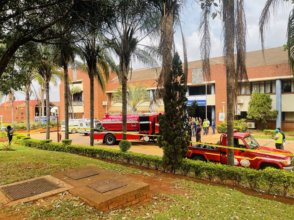UNIVEN conducts a successful Emergency Mock Drill