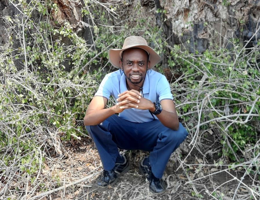 Dr Joshua Edokpayi has been selected as a member of the South African Young Academy of Science 2021/22