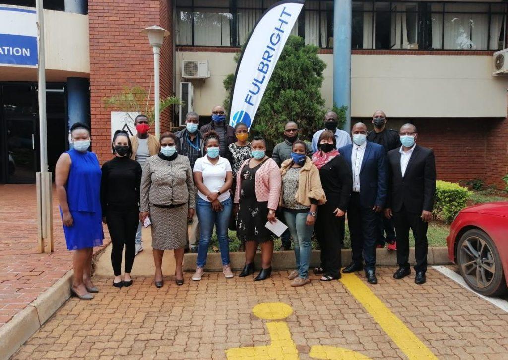 UNIVEN Hosts Fulbright Scholarships Information Session