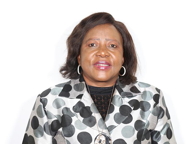 Dr. Lindiwe (Pearl Melody) Mulaudzi
