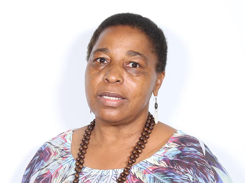 Dr Matodzi Nancy Lambani