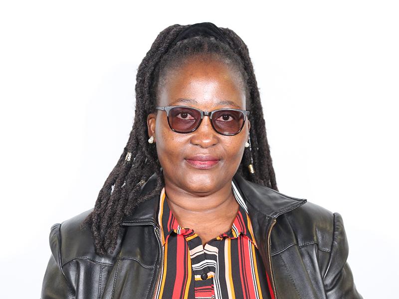 Dr Memory Mabika
