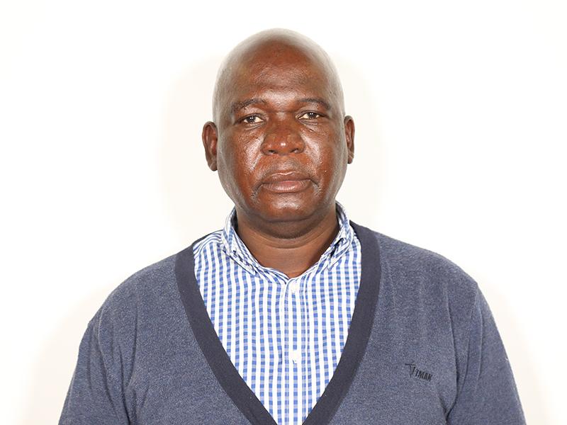 Mr Ndishunwani Vincent Demana