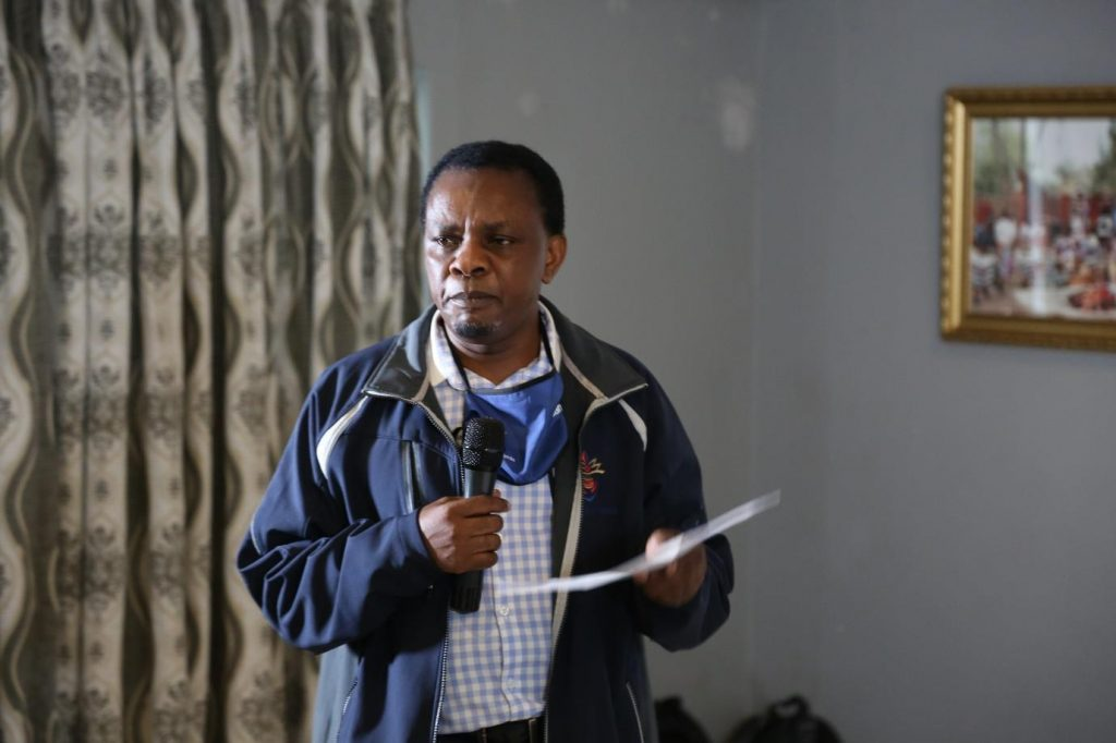 UNIVEN's Institute for Rural Development hosts a workshop to cement a partnership focusing on citizen-centred rural development within Traditional Authority areas